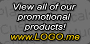 LOGO.me - View all of our custom products.